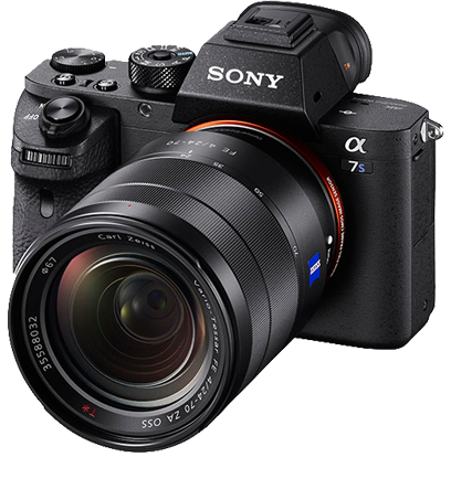 Sony Alpha 7 SII